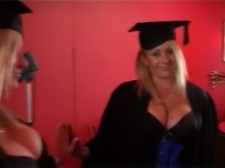 Spanking graduation free