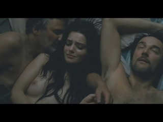 Roxane Mesquida - Sennentuntsch (Threesome erotic scene) MFM