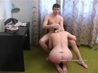 Blonde Horny Mom and son free