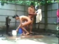 bangladeshi  Fucking  Outdoor Bath -sex india free