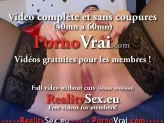 La beurette mate sa cop et finit par baiser !!! French amateur