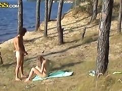 Enjoy hot public scene with provocative and shameless chick Angelina  having...