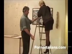 Italian housewife craving for cock  - casalinga italiana vogliosa di cazzo - free