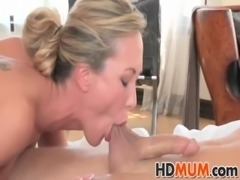 Sexy MILF knows best free