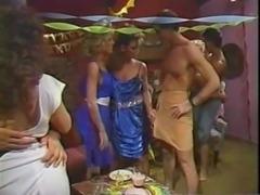 Candie Evans -Big Orgy free