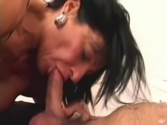Anna Conti - Mature and young fucking - Italian pornstar xxx free
