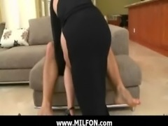 Very sexy Milf Honey gets a hunter cock 10 free