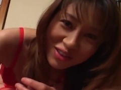 Remi Matsukawa is an elegant Japanese pornstar and she loves getting all...
