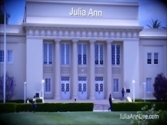 HOT TUTOR - Julia Ann Fucks Her Student free