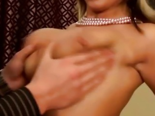 Chantal - Big Tits Babe Nailed In TheHer Boobs