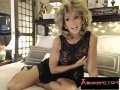 Hottest Milf from Xredcams.com - masturbating free