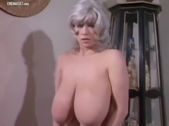 Busty Chesty Morgan nude from Deadly Weapons free