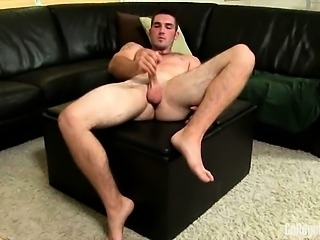 Brad Campbell is a 19 year old young man with a fit body