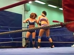 Newbies Bellina and Rihanna Samuel are fighting with each other until all of...