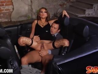 Compilation of Car Sex