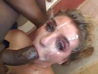 video udbc gangbang thick cum facial