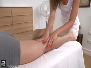 RM - Susan Ayn (Sport Masseuse In Action) 06282014 free