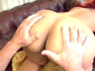 Simply fascinating body of our lovely Kelly Divine has come again from the heavens to please our eyesight once again, this red head is having a lot of fun with her big and juicy ass.