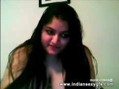 Anusha Kolkata Bhabi Private Webcam expose her asset front of cam - www.indiansexygfs.com free