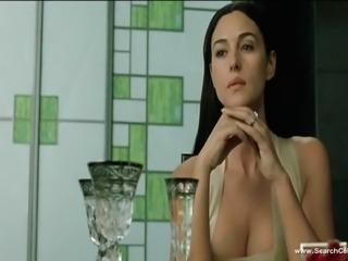 Monica Bellucci nude scenes