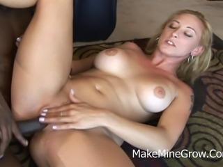 Serena Sin -Hot Blonde Got Anal Sex