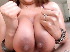 Jonni Darkko has a great time fucking seductive Penelope Pipers mouth