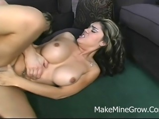 Olivia Olovely - Hot Brunette Fucked Hard And Swallow Cum