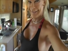 cougar shemale fuck by the marine free