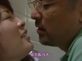 asian schoolgirl fucks teacher