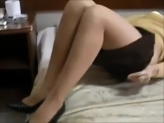 Wife anal creampie on real homemade free