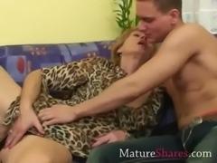 Some soft granny boobies free