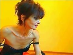sexy 52 year old gilf dancing (non-nude)