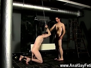 Naked guys Flogged And Face