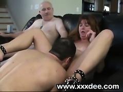 Hardcore mature climax