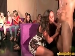 CFNM Blowbang Stripper Party - DancingBearOrgy.com free