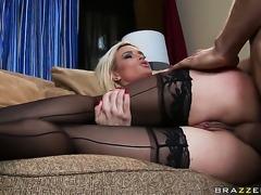 Jordan Ash wants to fuck dangerously sexy Diamond Foxxxs anal hole forever