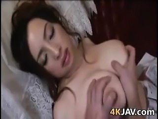 Japanese Mature Slut In Nylon Stockings