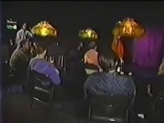 Bailarinas tetonas