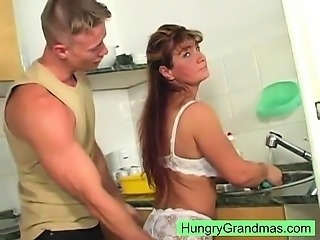 mature enjoys a young stud