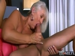 60PlusMILFs - Jeannie Lou's DP Adventure free