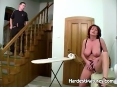 lovely redhead housewife gets wet pussy free