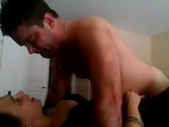 Amateur passionate couple in real homemade free