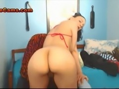 Pregnant Amateur Squeezes Milk From Her Swollen Tits And Rubs Her Puffy Pussy...