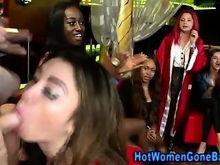 Real party sluts lose control