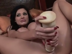 If you go backstage with Aletta Ocean and Brandy Smile, you are bound to end...