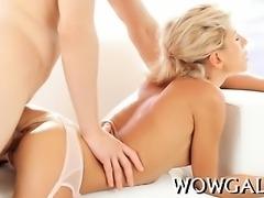 Girls love hard anal sex
