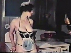 Vintage Butler and Maid(s)