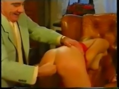 Anal prepped french blonde