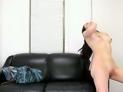 Amateur brunette Veronica Radke is a real knockout. watch as this beautiful...