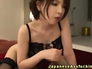 Japanese nippon giving head